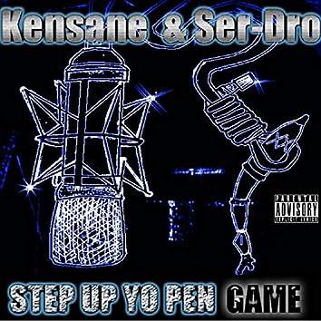 Step UP YO PEN Game