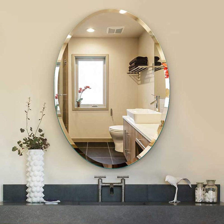 Mirror HD bathroom mirror Round Mirror Makeup Mirror Wall Mount Hotels Household
