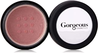 Gorgeous Cosmetics Shimmer Dust Eyeshadow, Antique Pink, 3g