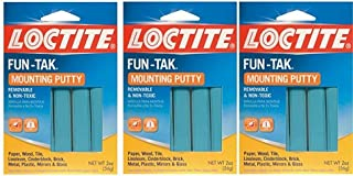 Henkel #1087306 2OZ Mount Putty (Pack of 3)