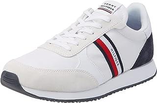 Tommy Hilfiger Herren Runner Lo Mix Sneaker