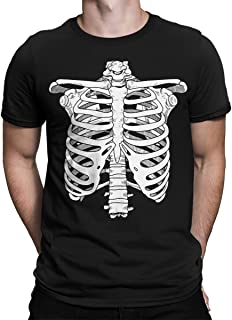 Skeleton Ribcage Men's T-Shirt