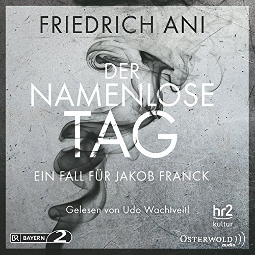 Der namenlose Tag audiobook cover art
