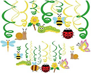 Best caterpillar party decorations Reviews