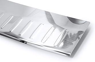 Cubierta para Faros antiniebla Delantera cromada de Acero Inoxidable para Mercedes Citan 2013 en adelante 2 Unidades