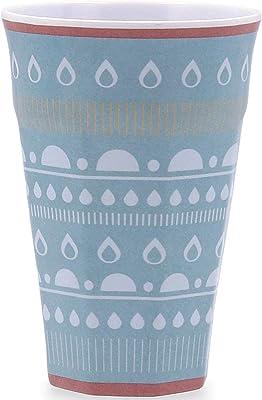 ARC Vase Haut 8 x 5 x 12 cm Mélamine Arizona QD, Unique, Standard