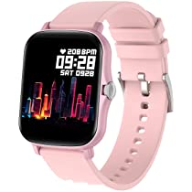 Fire-Boltt Beast SPO2 1.69″ Full Touch Large HD Color Display Smart Watch, 8 Days Battery Life
