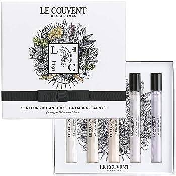 クヴォン・デ・ミニム(Le Couvent des Minimes) コレクション ボタニカルコロン アクアミニム、ボタニカルコロン アクアミステリ、ボタニカルコロン アクアソリス、ボタニカルコロン アクアパラディシ、ボタニカルコロンアクアサクラエ10mL×5