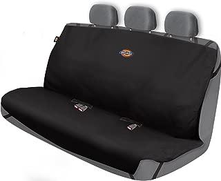 Dickies Heavy Duty Rear Bench Seat Protector, Black