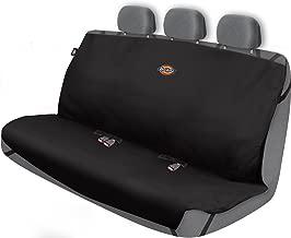 Dickies 3000721 Heavy Duty Rear Bench Seat Protector, Black