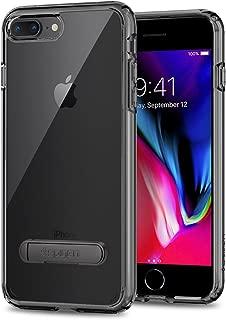 Spigen iPhone 8 Plus & 7 Plus Case Ultra Hybrid, Small, Jet Black