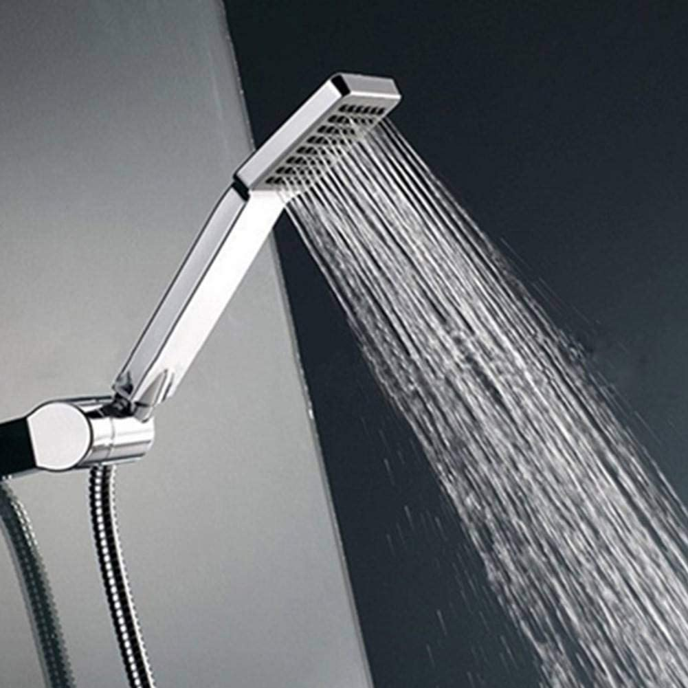 Mesa Mall GUOCAO Rain Faucet Handheld Chrome Pressure Water Rainfal Saving Max 47% OFF