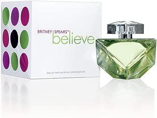 Britney Spears Eau de Parfum Spray, Believe, 100ml