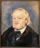 Richard Wagner Poster Drucken (60,96 x 91,44 cm)
