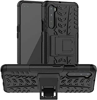 TingYR Case for Realme Narzo 20A, Foldable Holder, Soft TPU/Sturdy PC Double Layer Hybrid Armor Cover, Phone Case for Real...