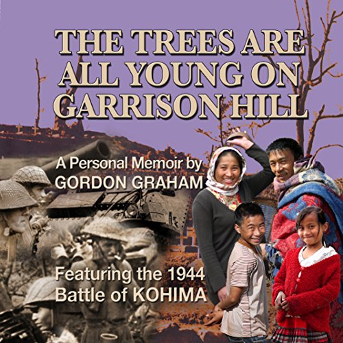 The Trees Are All Young on Garrison Hill cover art