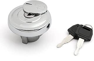 Areyourshop Fuel Gas Tank Cap Keys set for Yamaha DragStar V-Star XVS650 950 1100 1998-2017