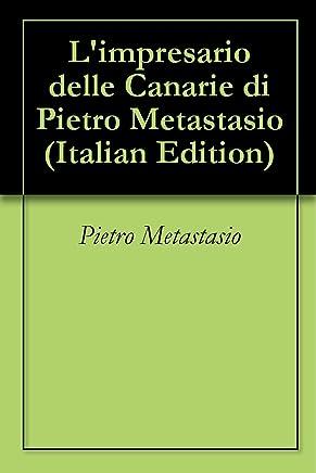 Limpresario delle Canarie di Pietro Metastasio