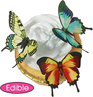 Best edible butterflies for cakes Reviews