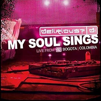 My Soul Sings [Live]