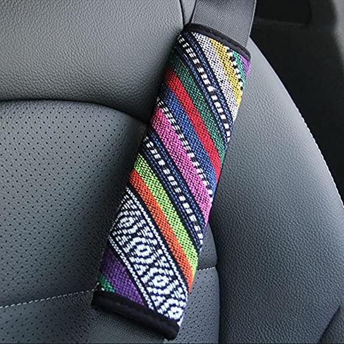 Copri Imbottitura Per Cintura Di Sicurezza Per Auto, Fodera Per Imbottitura Per Cintura Di Sicurezza Per Spalle Con Strato Di Cotone, Protezione Per Cintura Di Sicurezza Morbida Copertura Per Tracolla