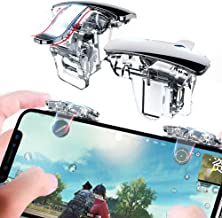 Mobile Controller,Aim Keys L1R1 and Gamepad Knives Out/Rules of Survival,Cellphone Game Trigger,Battle Royale Sensitive Shoot (Mobile Game Controller Q)