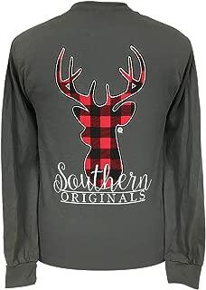 Best long sleeve deer t shirts Reviews