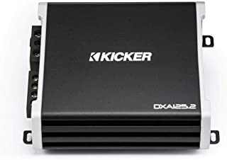 Kicker 43DXA125.2 125-Watt 2-Channel Full-Range Car Amplifier photo
