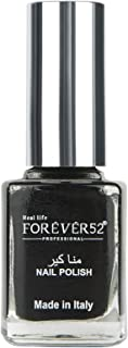 Forever52 Nail Polish Black shiny, n51