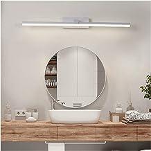 JSJJAQW wandlamp Badkamer Spiegel Voor Licht Moderne Led Wandlamp Zwart & Wit Armaturen Blaker Led Wandlamp L40 60 80 100 ...