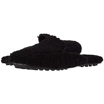 UGG Lane Fluff Loafer (Black) Women