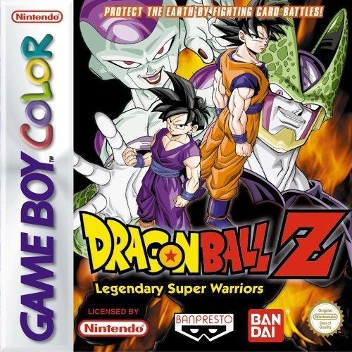 Dragonball Z - Legendäre Superkämpfer