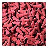 Indian conos de incienso (25mm de alto) Dragon de la sangre, set de 50