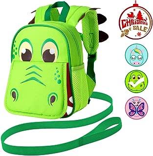 Dinosaur Backpack Leash, 9.5