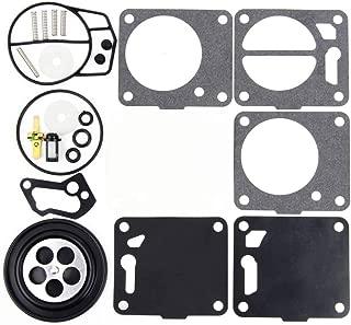 CQYD New Carburetor Repair Carb Rebuild Kit for Sea Doo Mikuni 580 650 717 720 787 800 SP GS GTX HX XP SPX GTS