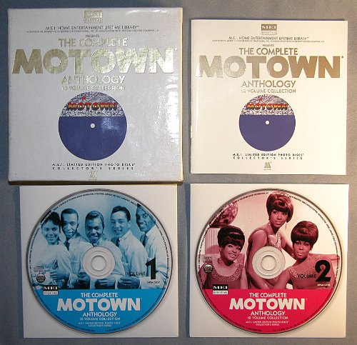 The Complete Motown Anthology