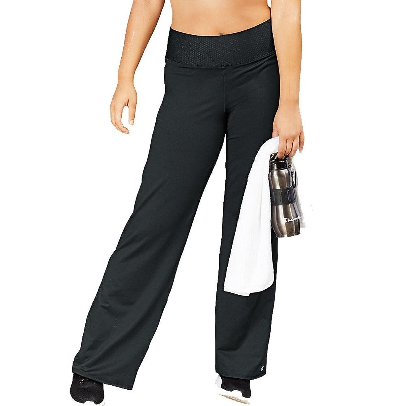 アラブサラボ受取人スリチンモイ(チャンピオン) Champion レディース ボトムス?パンツ Champion Plus Size Absolute Semi-Fit SmoothTec Band Pants [並行輸入品]