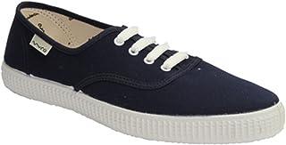 Sneakers di Tela Muro Blu