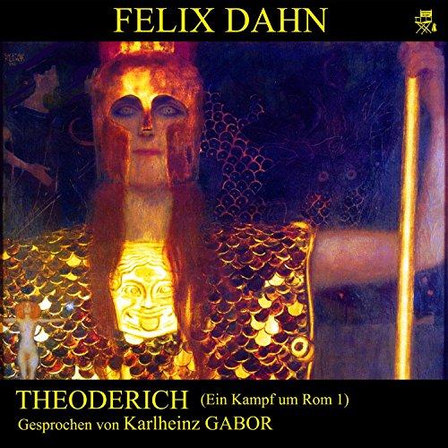 Theoderich (Ein Kampf um Rom 1) Titelbild