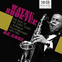 Mr. Gone: The Best of The Early Years, Art Blakey & The Jazz Messengers 1959-1960