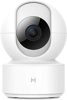 Telecamera IMILab di sicurezza IP per bambini wireless 1080P, telecamera dome di sorveglianza WiFi 2.4Ghz Monitor per baby...