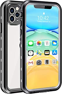"""iPhone 11 Pro Waterproof Case, Shockproof Dropproof Dirt Rain Snow Proof iPhone 11 Pro Case with Screen Protector, Full Body Protection Heavy Duty Underwater Cover for iPhone 11 Pro /5.8""""?2019?"""