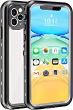 iPhone 11 Pro Waterproof Case, Shockproof Dropproof Dirt Rain Snow Proof iPhone 11 Pro Case with Screen Protector, Full Body Protection Heavy Duty Underwater Cover for iPhone 11 Pro /5.8
