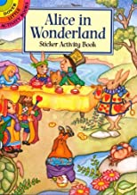 Alice in Wonderland Sticker Activity Book (Dover Little Activity Books Stickers) by Marty Noble (2-Jan-2000) Paperback