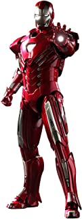 Hot Toys 1:6 Scale Iron Man MK33 Centurion Figure (Silver)