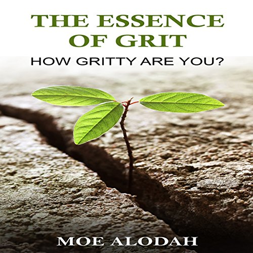 The Essence of GRIT audiobook cover art