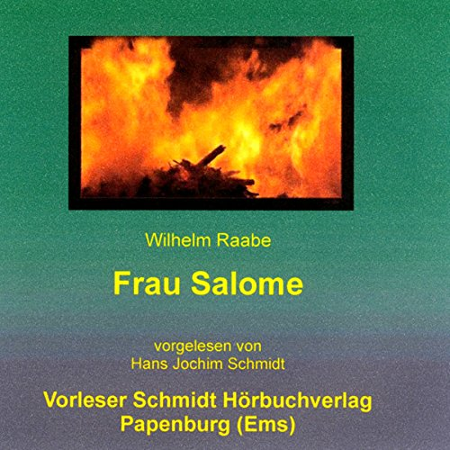 Frau Salome audiobook cover art