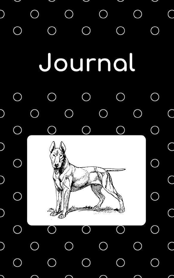 ねじれのホスト次へJournal: Bull terrier; journal; 100 sheets/200 pages
