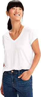 Lole Agda V-Neck, White, X-Small