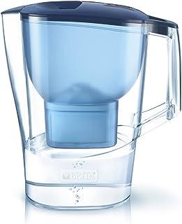 ブリタ 浄水 ポット 2.0L アルーナ XL ブルー ポット型 浄水器 カートリッジ 1個付き 【日本仕様・日本正規品】